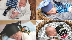شاهد.. مستشفى يقيم احتفالات تخرج للأطفال حديثي الولادة.. والسبب سيدهشك