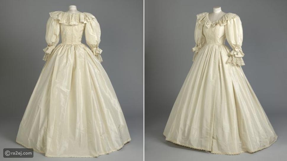 لأول مرة من 25 عاماً: فستان زفاف الأميرة ديانا يُعرض في قصر كينسينغتون