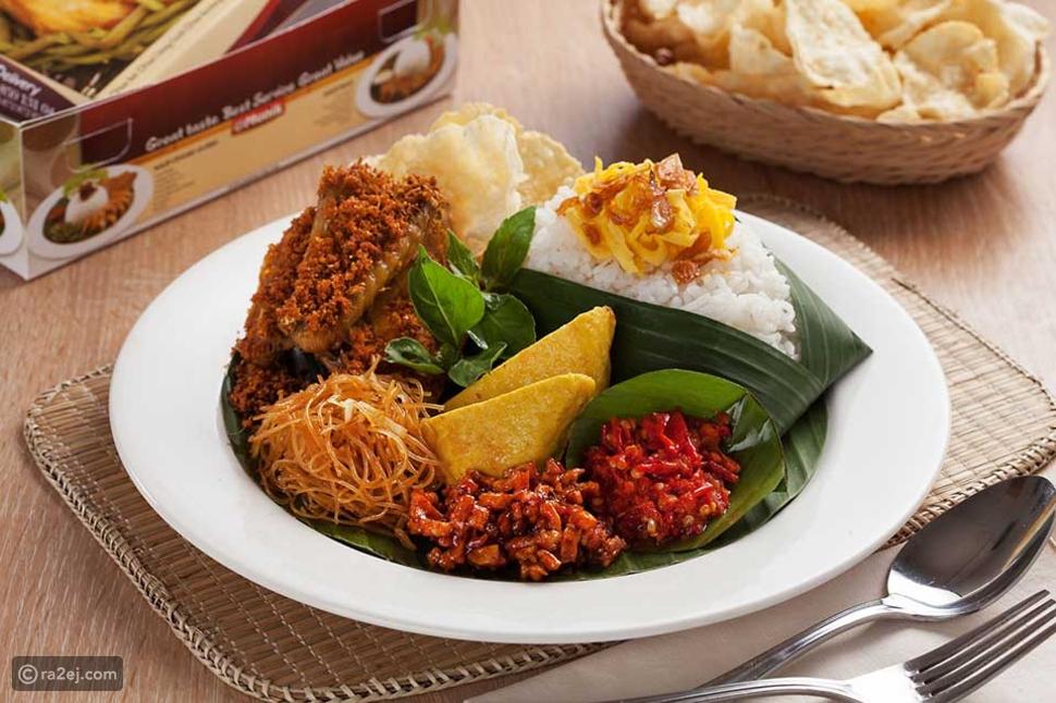 الطبق الإندونيسي الذي أنقذ جزيرة جاوا من وباء قاتل بسبب مكوناته