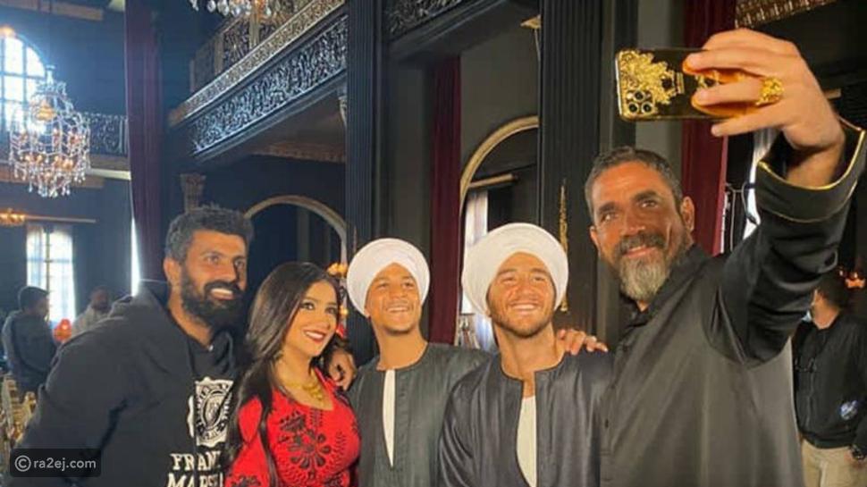 ريهام حجاج تتعرض للسخرية بسبب خطأ في مسلسل وكل ما نفترق