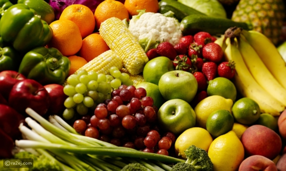علاج الاكتئاب بالخضراوات والفاكهة