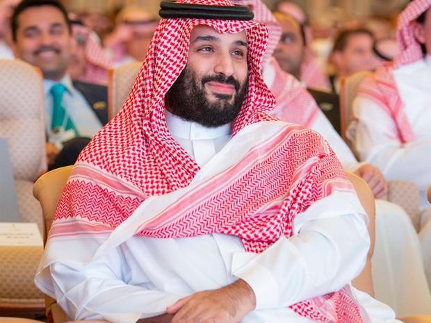 سمو ولي العهد السعودي محمد بن سلمان