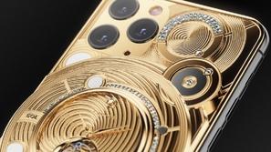 الآيفون الأغلى في العالم.. مزود بنصف كيلو من الذهب