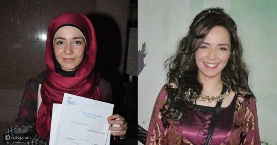 قبل صابرين.. صور فنانات اخترن طرقاً مختلفة للإعلان عن خلعهن الحجاب
