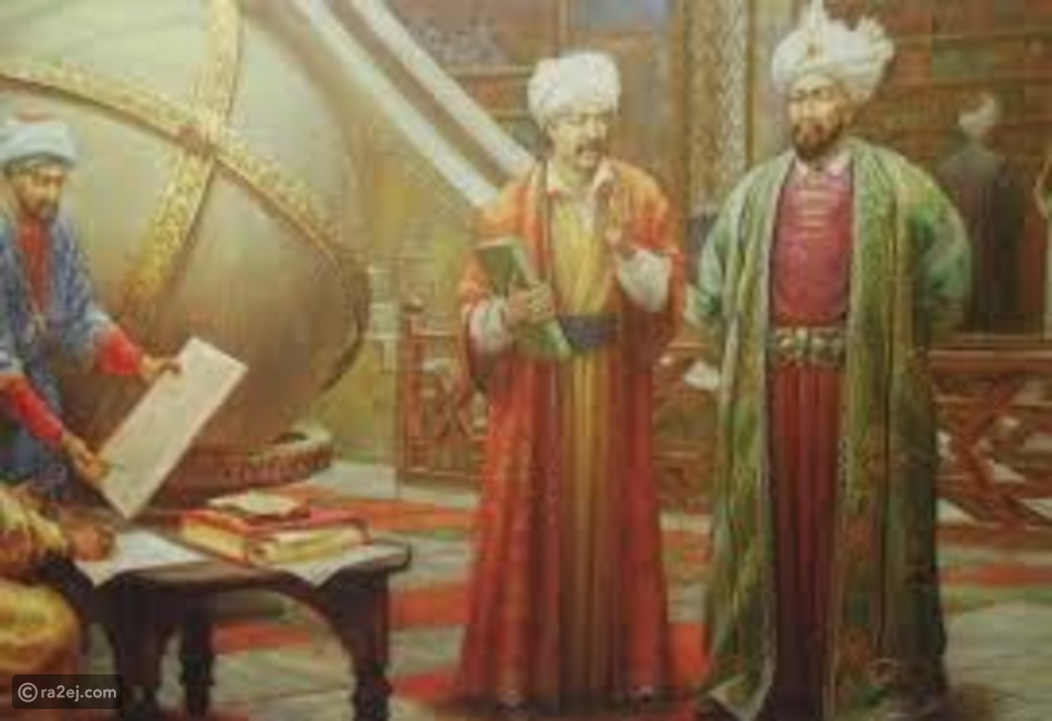أشهر علماء الفلك المسلمين