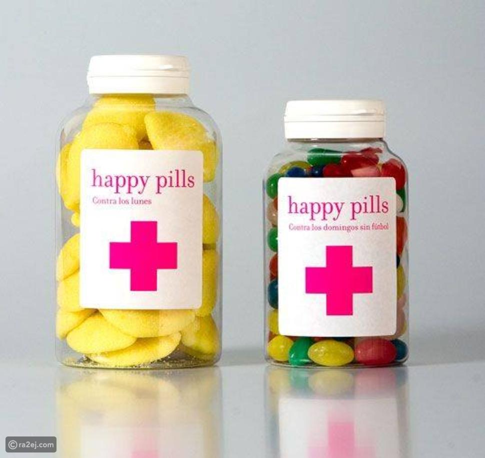 وأخيراً متجر يبيع حبوب السعادة