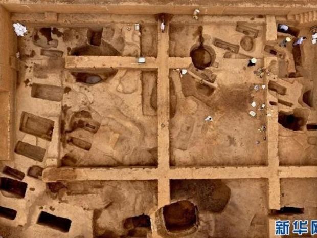 عمرها أكثر من 3000 عام