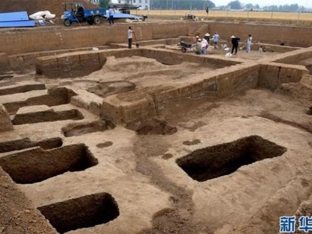 عدد المقابر 42 مقبرة