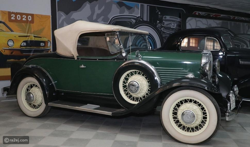 سعودي يفتتح معرض للسيارات الكلاسيكية في منزله: قيمتهم 6.7 مليون دولار