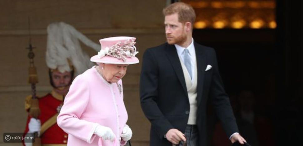 الملكة إليزابيث توافق على رحيل الأمير هاري وزوجته بهذا الشرط