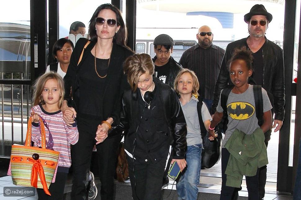تعرفوا على السبب الحقيقي وراء طلاق أنجلينا جولي من براد بيت!