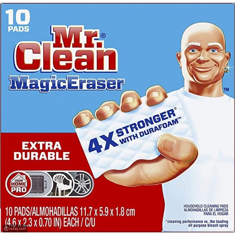 شركة منتجات تنظيف أرضيات تطرح ممحاة لتبييض الأسنان: ما هو رأي الأطباء!