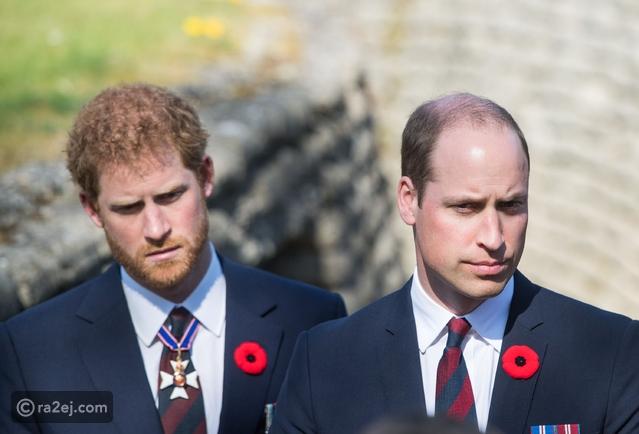 أول تعليق من الأمير ويليام عن انسحاب الأمير هاري - رائج