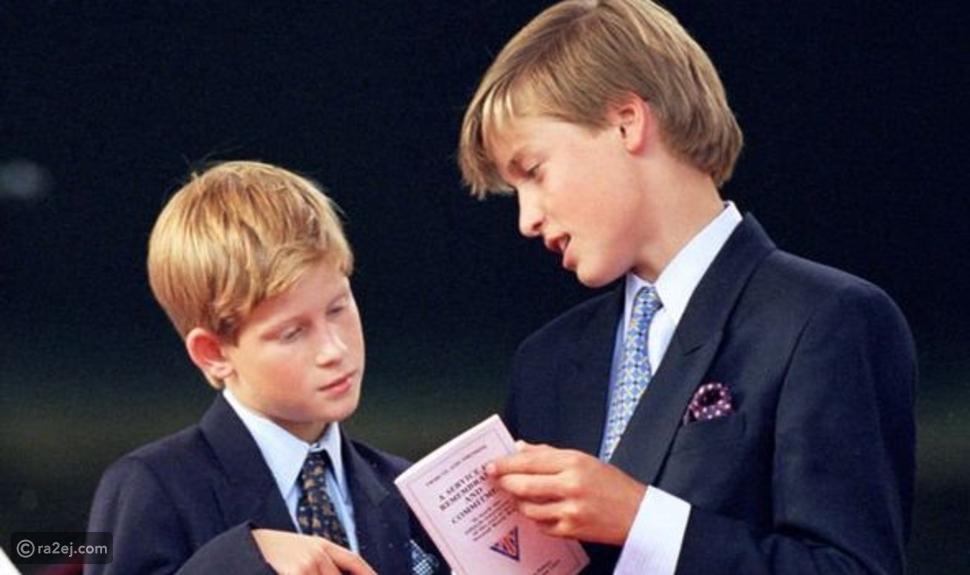 كلمات محزنة: رد فعل الأمير ويليام على تنازل شقيقه عن اللقب الملكي
