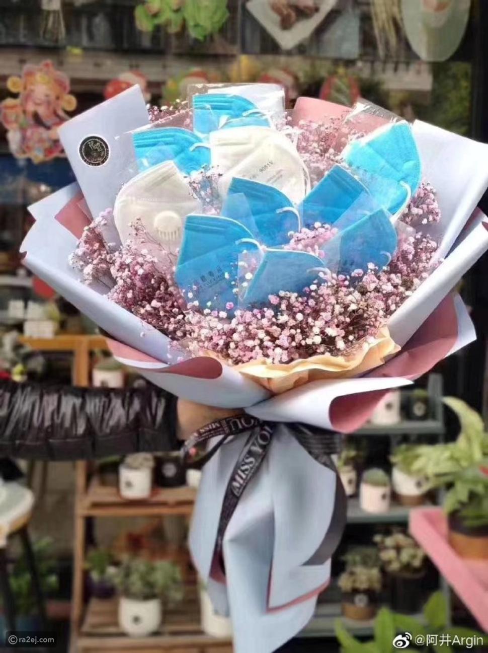 بعيد الحب: هذه الهدية الأكثر رواجاً في الصين بزمن كورونا
