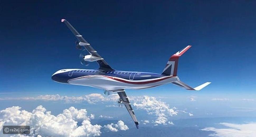 أكبر طائرة هجين في العالم: تقلع في صمت و تتسع لـ70 مقعداً