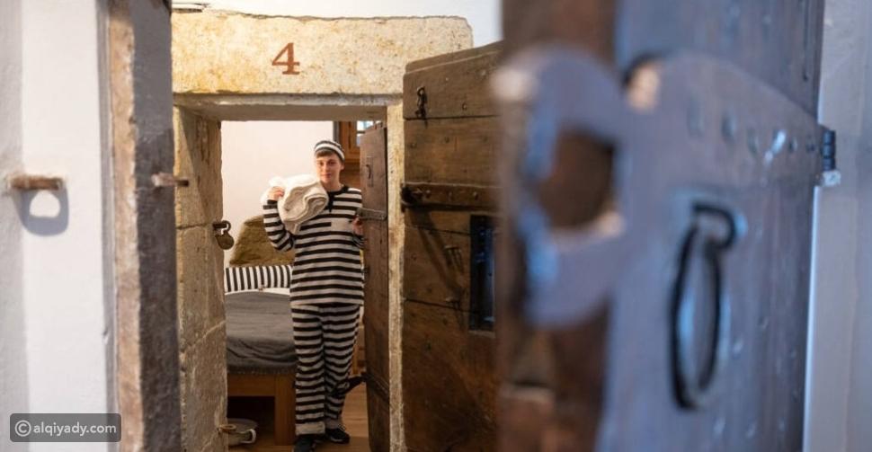 هل جربت السجن قبل ذلك؟ فندق ألماني يتيح لك قضاء ليلة بالسجن