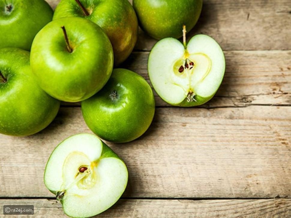 التفاح الأخضر: تناوله على وجبة السحور ولاحظ ماذا سيحدث لجسدك