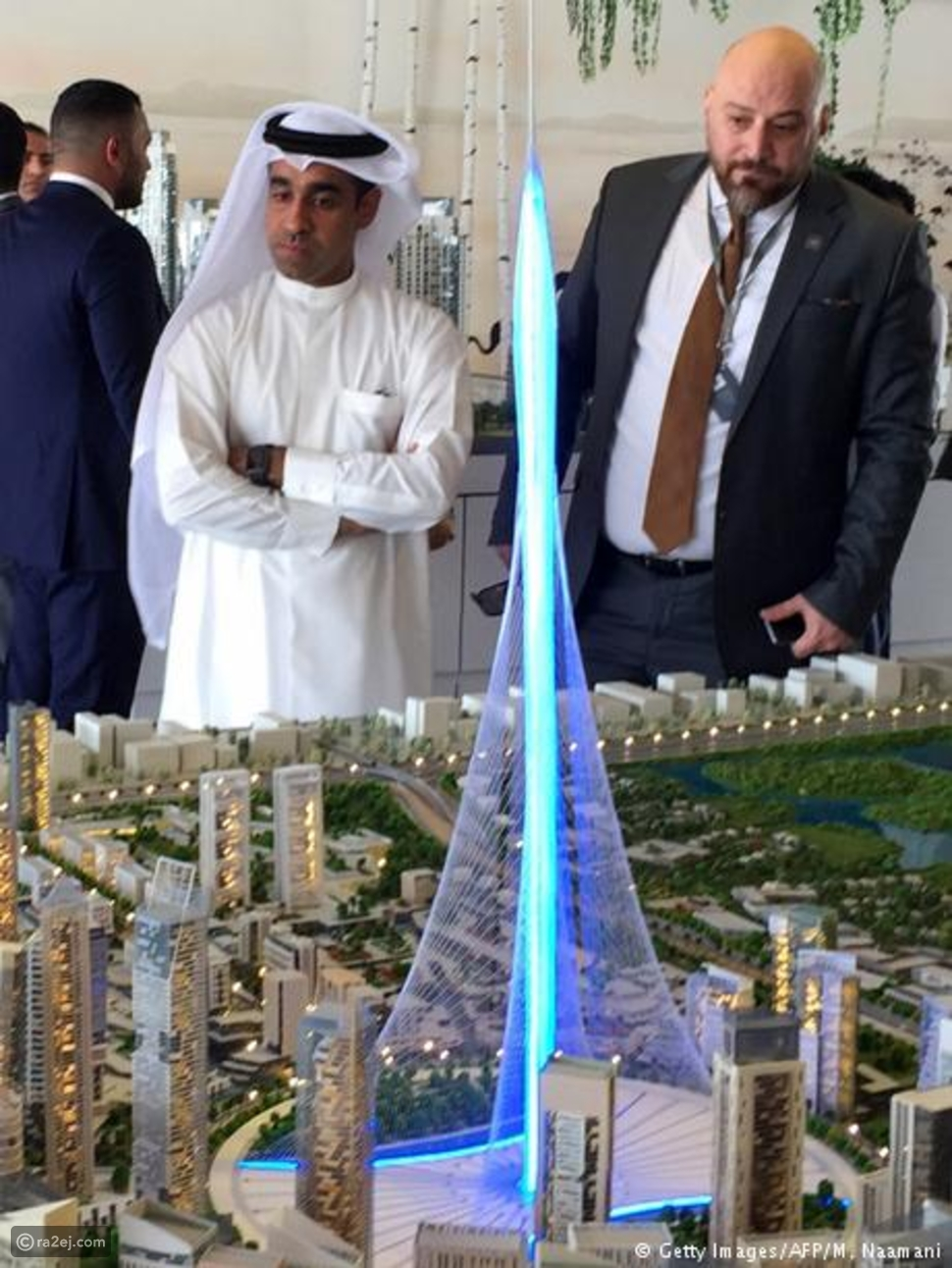 دبي تعتزم بناء برج بحدائق معلقة يفوق ارتفاع برج خليفة