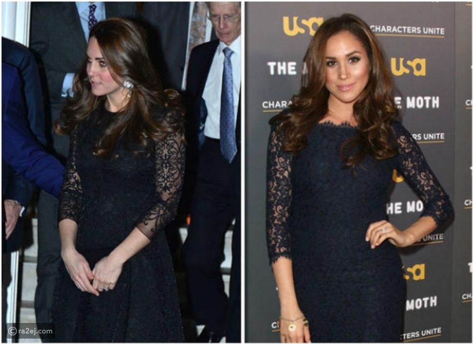 لقطات مثيرة للجدل.. هل تحاول حبيبة الأمير هاري تقليد كيت ميدلتون؟!