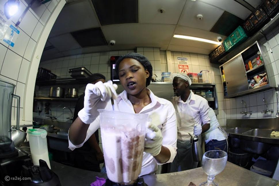 بسبب الميلك شيك: مطعم بجنوب أفريقيا يدخل موسوعة غينيس للأرقام القياسية