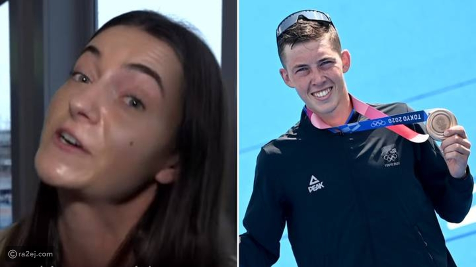 فتاة تعاكس حبيبها السابق بعد فوزه بميدالية في الأولمبياد: ماذا قالت؟
