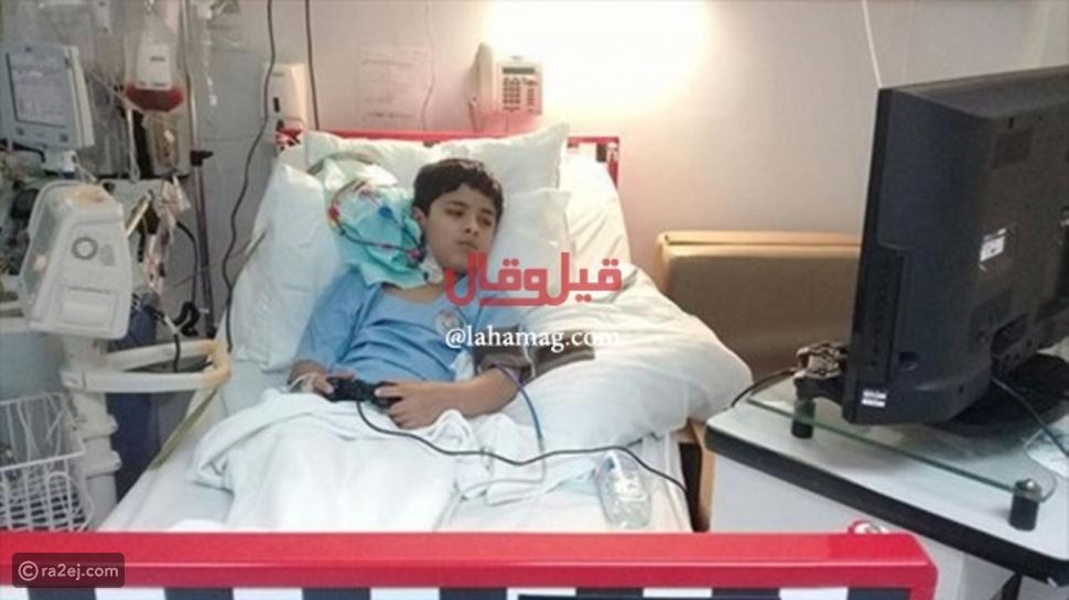 طفل سعودي ينقذ حياة والدته بتبرعه بجزء من جسمه لها