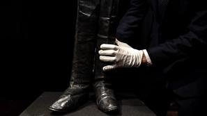 بيع حذاء نابليون بونابرت في مزاد علني بسعر خيالي