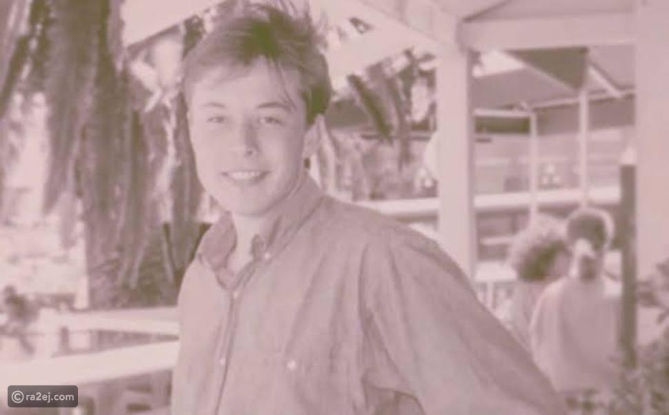 قبل أن يصبح مليونيراً: في 27 من عمره كان إيلون ماسك يفعل ذلك