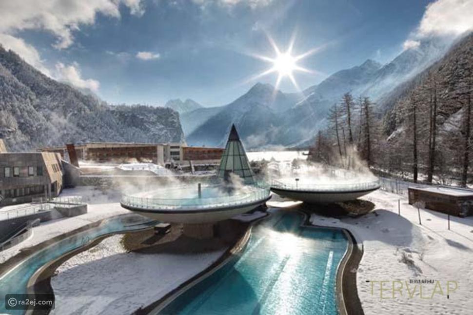 حمام سباحة سيجعلك تشعر وكأنك تسبح في السماء: على ارتفاع 36 متراً