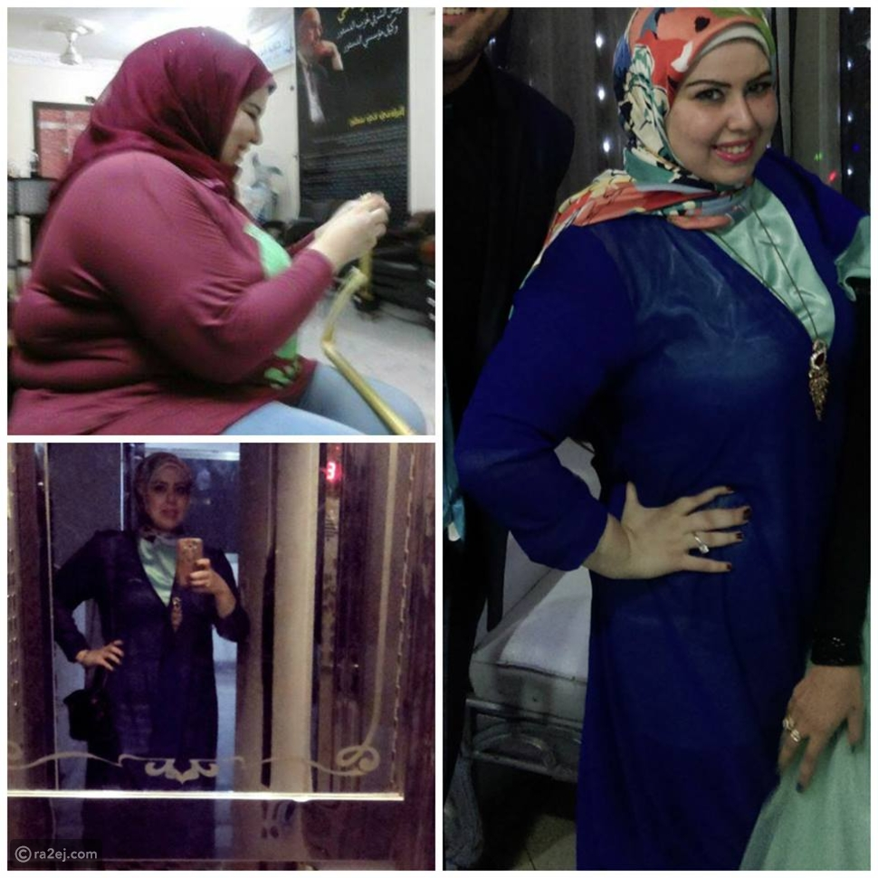 سلمى سامي والفرق الكبير بعد خسارة الوزن