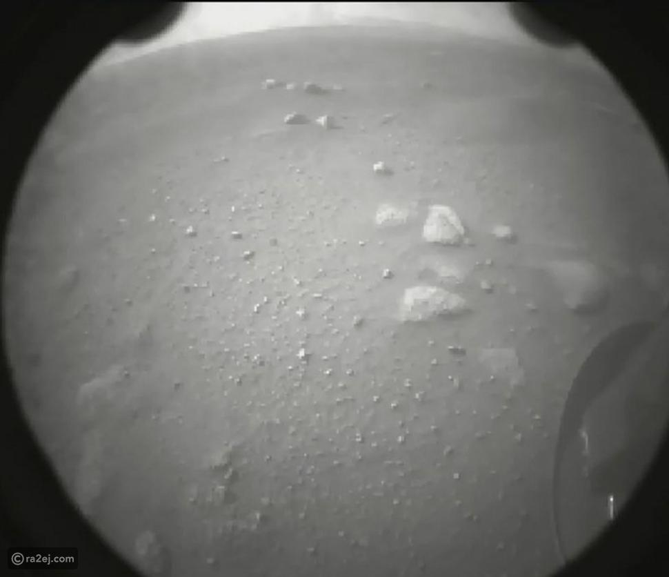 مركبة الفضاء برسيفيرانس تهبط على المريخ: أول صور تم رصدها