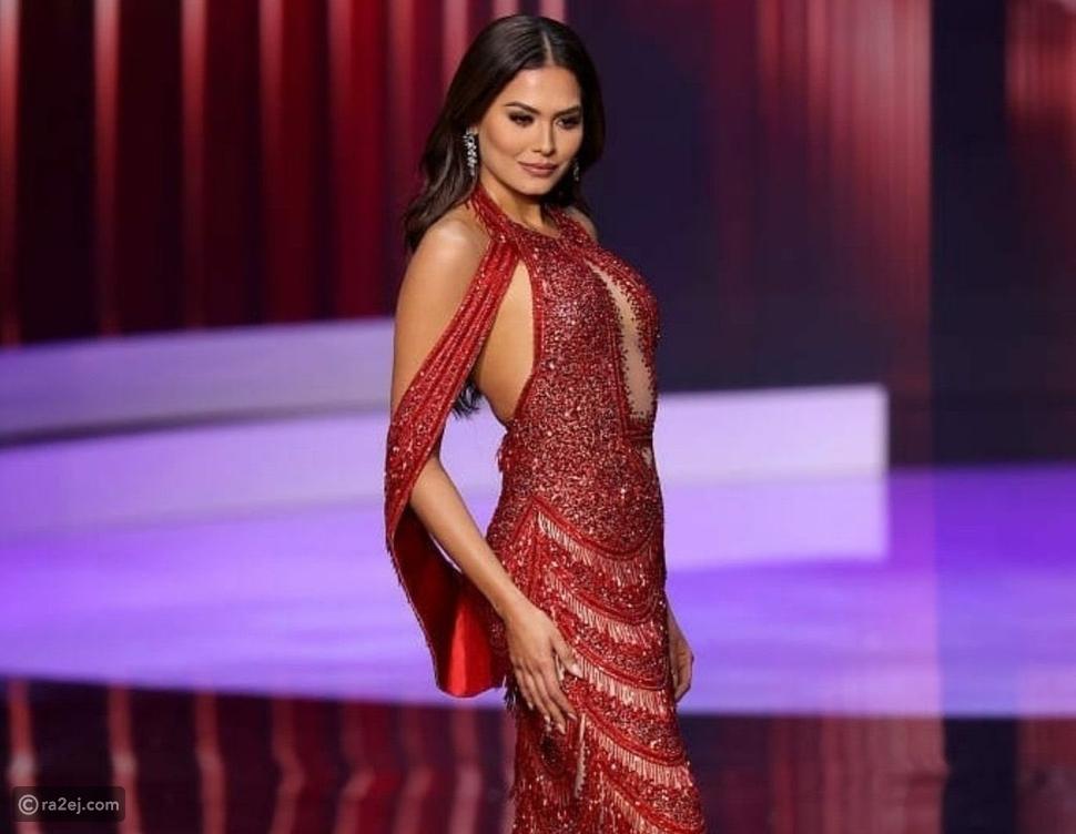 ملكة جمال الكون 2021: أندريا ميزا تفوقت على 73 مشتركة فمن تكون؟