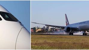 أطول رحلة طيران في العالم تنتهي بسلام بعد تحليق في الجو استمر 20 ساعة
