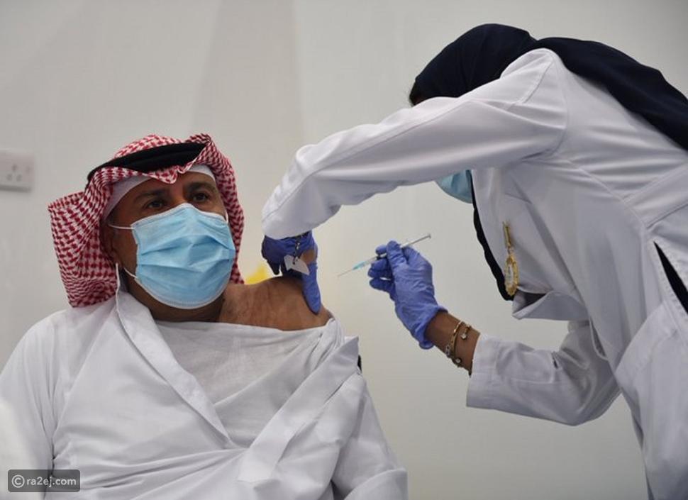 صور ترصد أول الحاصلين على لقاح كورونا بالسعودية: لحظة تاريخية