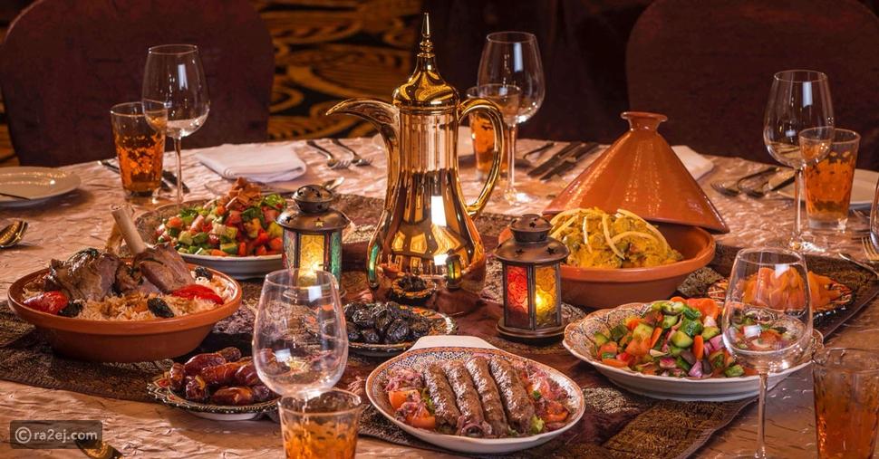 في رمضان: اعرف وجبتك المفضلة من برجك الفلكي