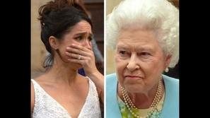 بتقليد ملكي.. هكذا كسرت الملكة إليزابيث قلب ميغان ماركل
