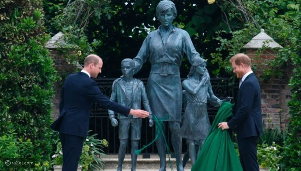 وليام وهاري يحتفلان بذكرى ميلاد الأميرة ديانا الـ 60 بطريقة مختلفة