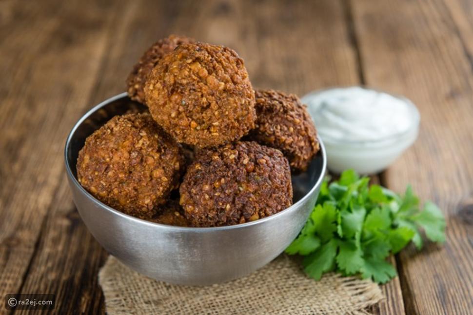 أشهر وصفات الفلافل من المطابخ العربية