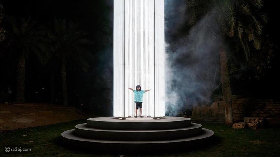 نور الرياض يدخل غينيس العالمية بهذه الأعمال الفنية: صور تكشف التفاصيل