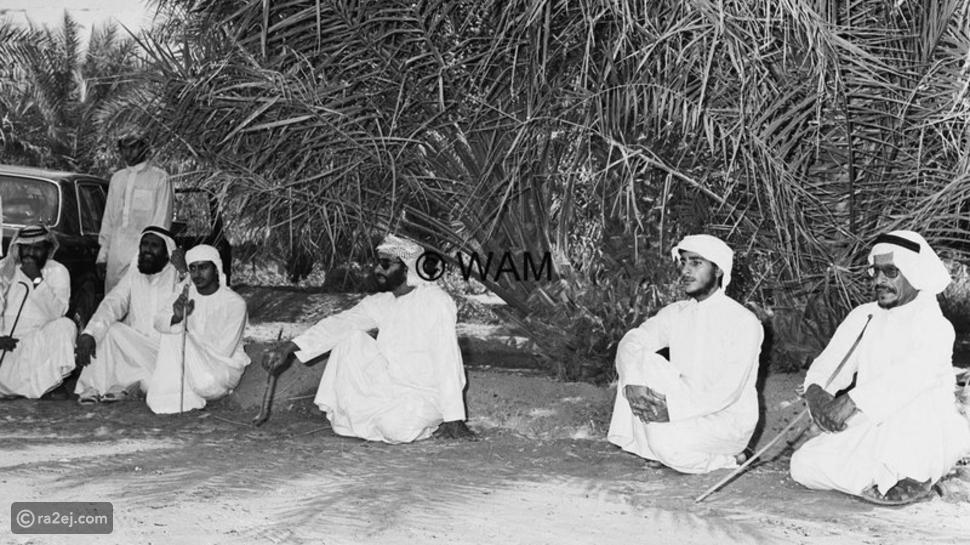 تاريخ زراعة النخيل في الإمارات