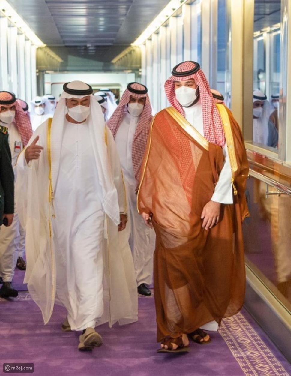السعودية تختار اللون البنفسجي لونًا لسجاد مراسم استقبال ضيوفها