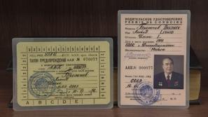 شاهد: بيع رخصة قيادة زعيم سوفيتي سابق بسعر خيالي