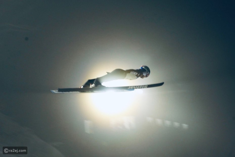 قافزة تزلج يابانية تحطم الرقم القياسي في موسوعة غينيس
