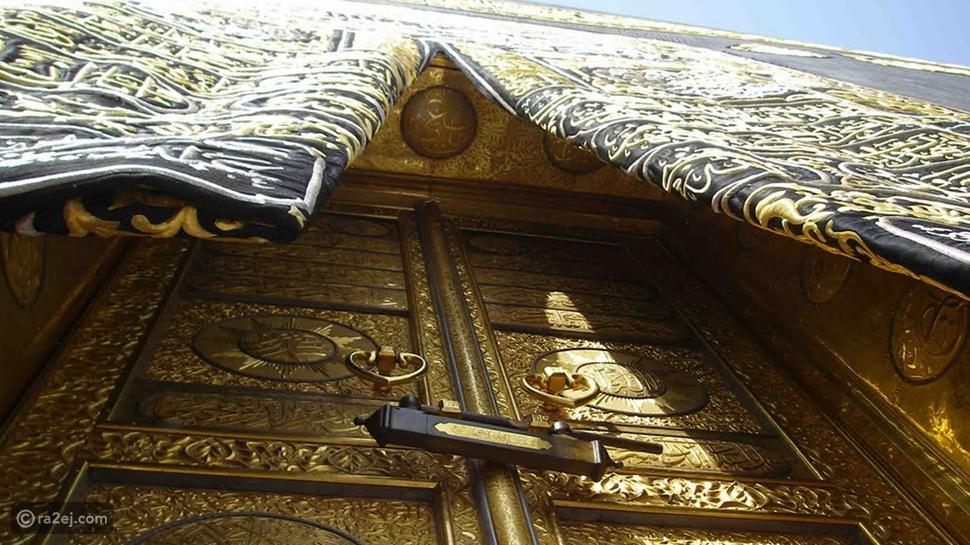 هل تعلم ما كمية الذهب الخالص الذي يزين الكعبة المشرفة؟ تعرف على الإجابة بالصور
