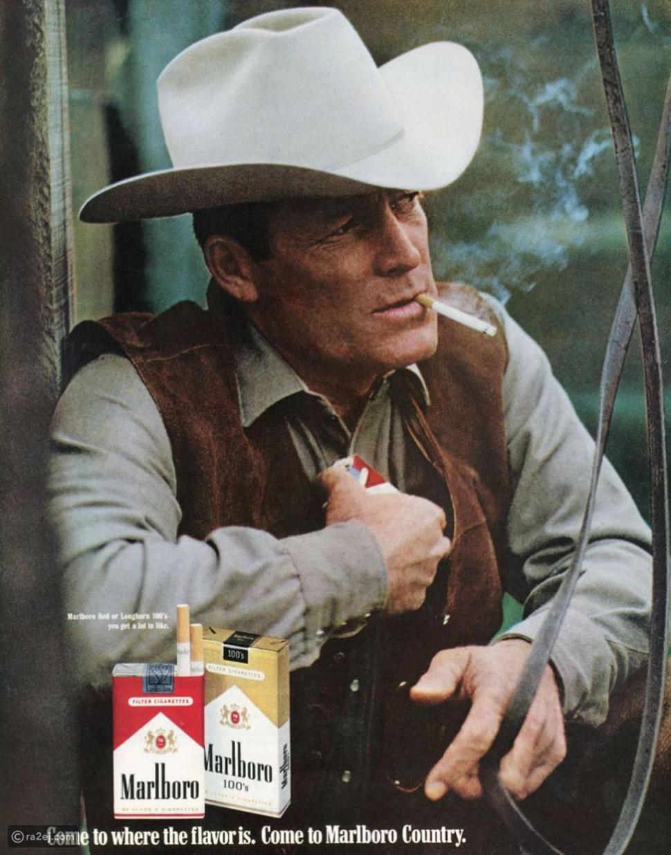سر عدم تدخين بطل إعلانات السجائر الأشهر في العالم