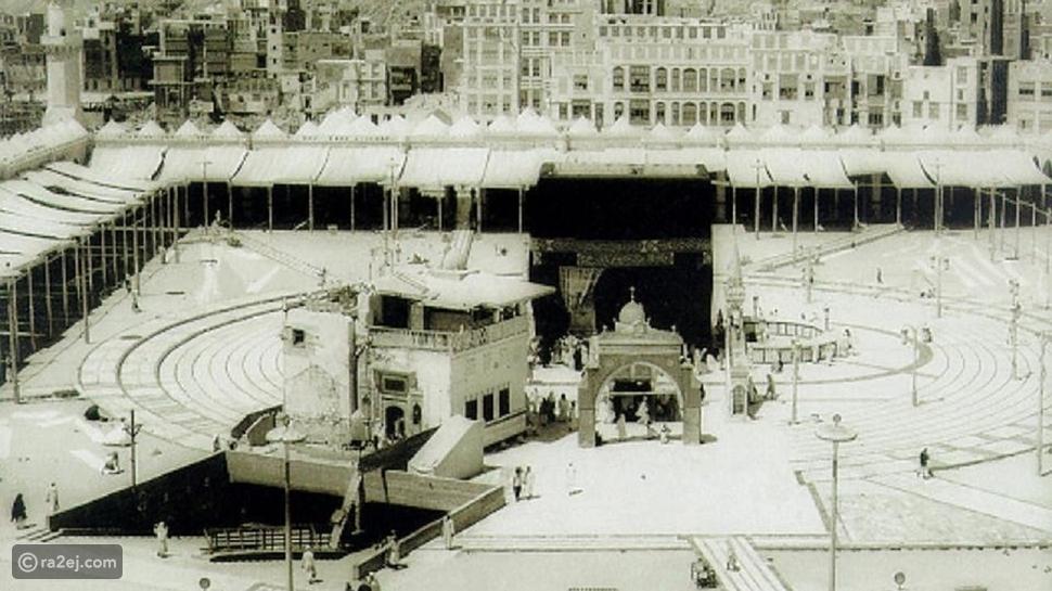 صور نادرة لبئر زمزم يعود تاريخها قبل 74 عاماً