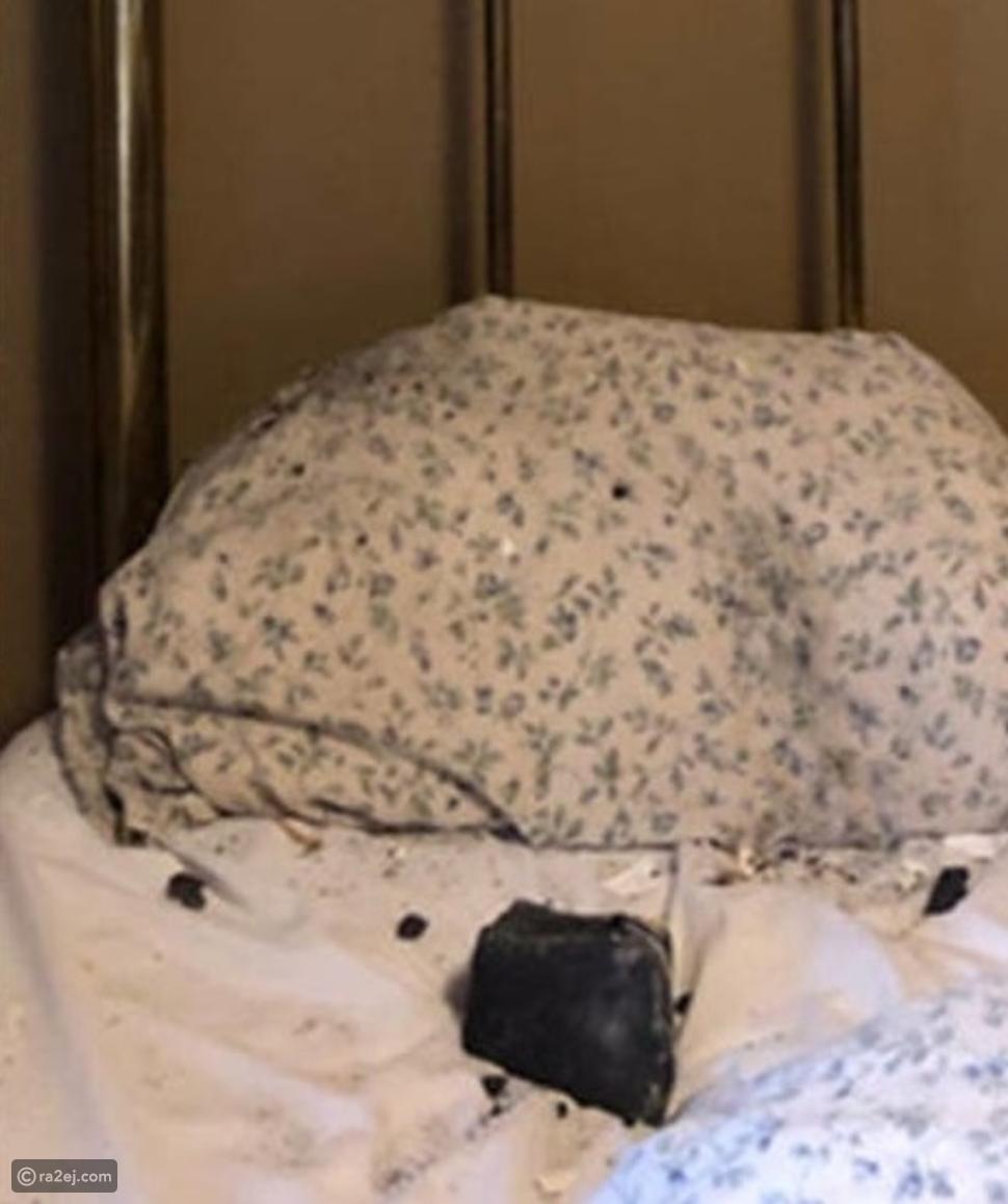 نيزك يسقط على سيدة خلال نومها: تفاصيل غريبة تم الكشف عنها