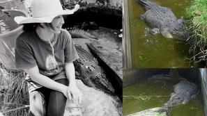 قلوب قادت أصحابها للهلاك.. حاولت إطعام التمساح فكانت هي الوجبة الطازجة