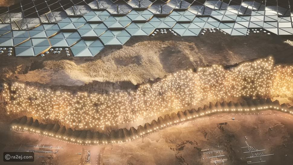 كوكب المريخ: تصميم أول مدينة على سطحه تستوعب مليون شخص